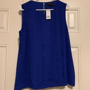 Banana Republic Blue Blouse (new with tags)